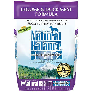 Limited Ingredient Diet - Legume & Duck Dog Formula- Code#: PD060