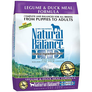 Limited Ingredient Diet - Legume & Duck Dog Formula- Code#: PD062