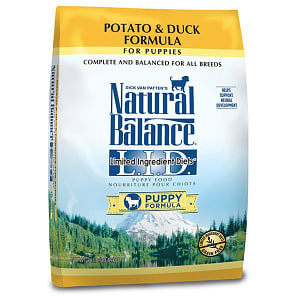 Limited Ingrdient Diet - Duck & Brown Rice Formula for Puppies- Code#: PD064