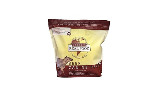 Freeze-Dried Raw Beef Dinner For Dogs- Code#: PD067