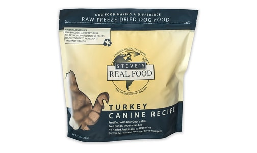 Freeze-Dried Raw Turkey Dinner For Dogs- Code#: PD068
