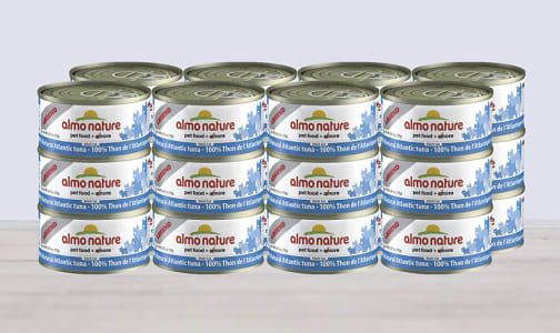 Atlantic Tuna Cat Food - CASE- Code#: PD070-CS