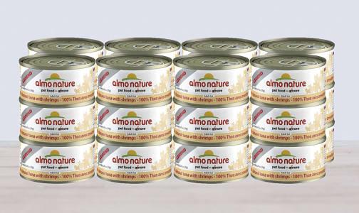 Tuna with Shrimp Cat Food - CASE- Code#: PD077-CS