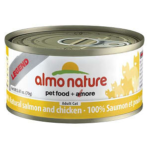 Salmon & Chicken Cat Food- Code#: PD079