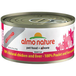 Chicken & Liver Cat Food- Code#: PD093