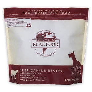Raw Grass-Fed Beef Nuggets for Dogs (Frozen)- Code#: PD110