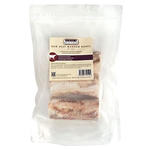 Marrow Bones for Dogs - 4  (Frozen)- Code#: PD126