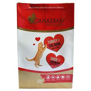 Grain Free Turkey & Salmon Cat Food- Code#: PD500