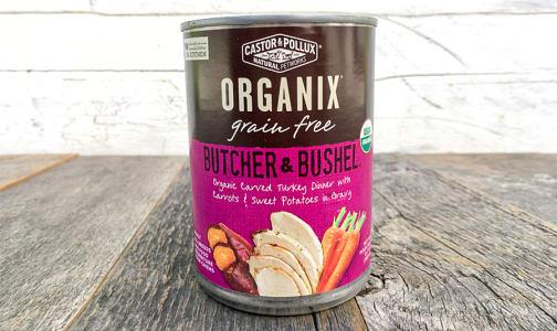 Organic Canned Turkey Dinner- Code#: PE0043