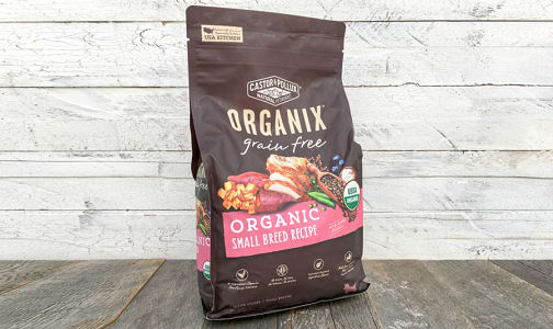 Organic Small Breed (Grain Free)- Code#: PE0055