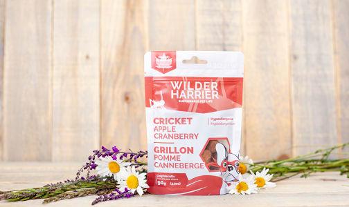 Apple Cranberry Cricket Dog Biscuits- Code#: PE0057