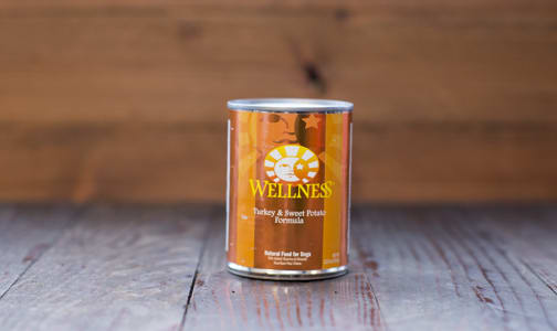 Turkey & Sweet Potato Canned Dog Food- Code#: PE007