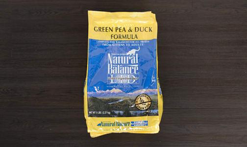 Natural Balance Duck/Pea Cat Food- Code#: PE022