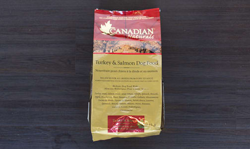 Turkey & Salmon Dog Food- Code#: PE025
