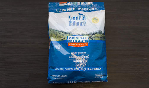 Ultra Premium Dog Food- Code#: PE031