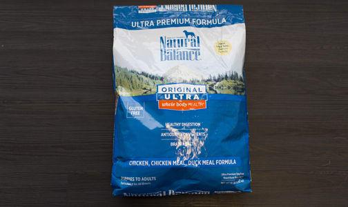 Ultra Premium Dog Food- Code#: PE031