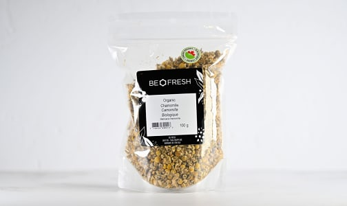 Organic Chamomile Flower, Whole- Code#: PL0080