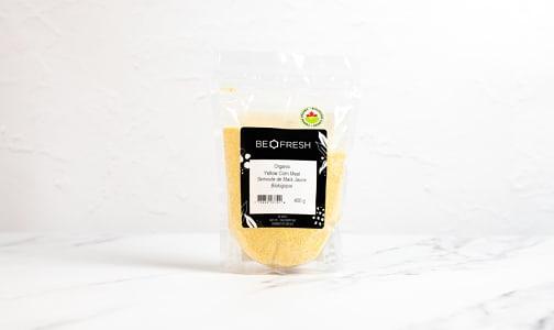 Organic Organic Meal, Corn, Yellow- Code#: PL0107