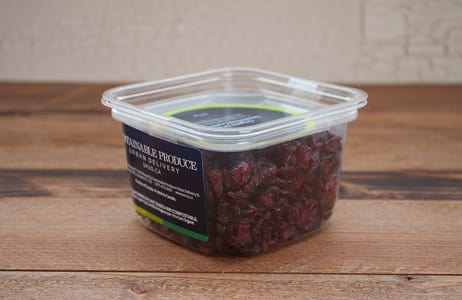 Organic Dried Cranberries - Sugar Sweetened- Code#: PL011