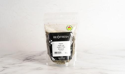 Organic Nettle Leaf, Cut- Code#: PL0121