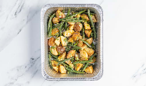 Tangy Potato & Green Bean Family Salad- Code#: PL0143