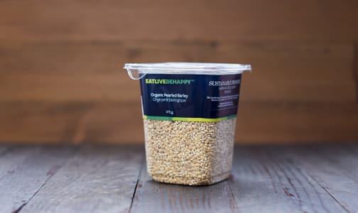 Organic Pearl Barley- Code#: PL021