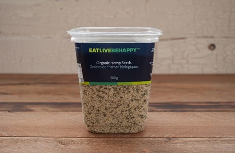 Organic Shelled Hemp Seeds (Hemp Hearts)- Code#: PL027