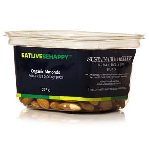 Organic Almonds - Raw- Code#: PL030