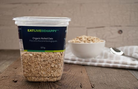 Organic Regular Rolled Oats- Code#: PL047