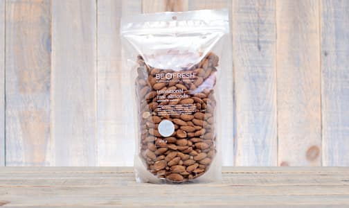 Transitional Raw Almonds- Code#: PL343