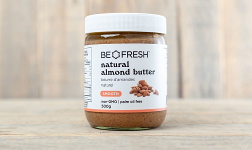 Almond Butter, Smooth- Code#: PL4002