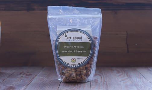 Organic Almonds- Code#: PL506