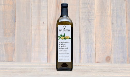 Organic Extra Virgin Olive Oil- Code#: PL7600