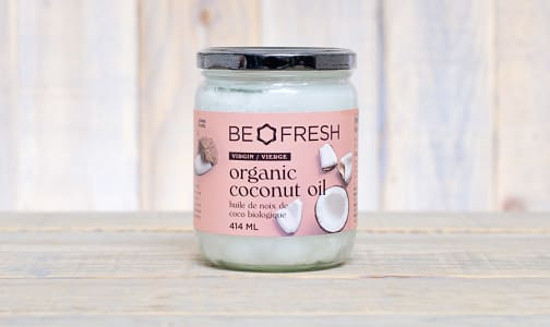 Organic Virgin Coconut Oil- Code#: PL7650