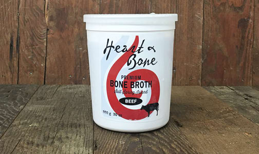 Premium Beef Bone Broth (Frozen)- Code#: PM0018