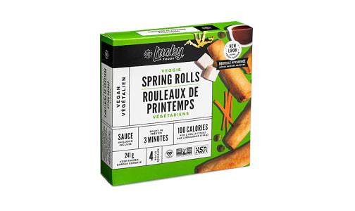 Original Spring Rolls (Frozen)- Code#: PM0024