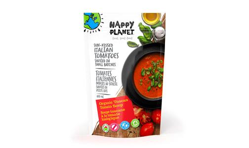 Organic Tuscan Tomato Soup- Code#: PM013