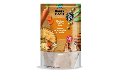 Chicken Pot Pie Soup- Code#: PM0185