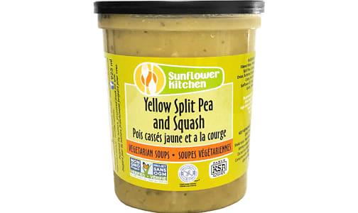 Yellow Split Pea & Butternut Squash Soup- Code#: PM0323