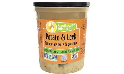 Potato & Leek Soup- Code#: PM0327