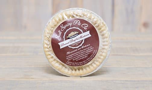 Braised Beef & Mushroom Pie (Frozen)- Code#: PM0329