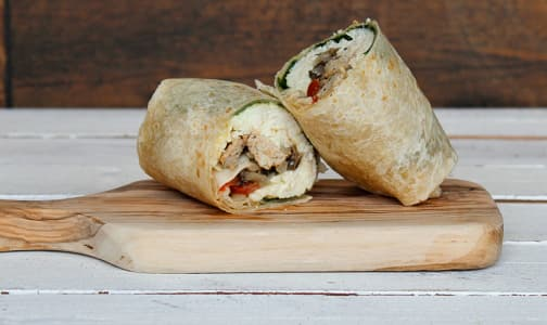 Breakfast Wrap, Turkey- Code#: PM0335