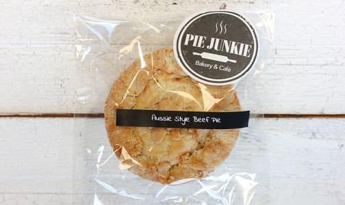 Aussie Beef Pie (Frozen)- Code#: PM0337