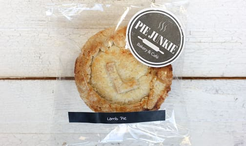 Lamb Pie (Frozen)- Code#: PM0345