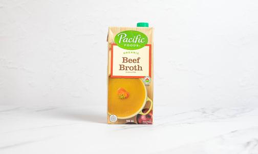 Organic Beef Broth- Code#: PM0374