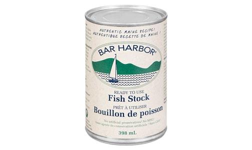 Fish Stock- Code#: PM0386