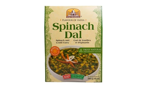 Spinach Dal- Code#: PM0396