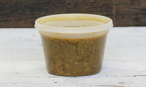 Split Pea & Chorizo Soup- Code#: PM0444