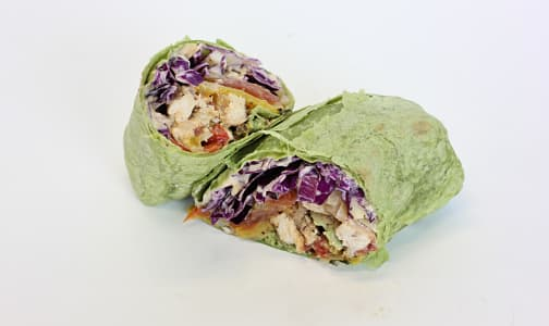 Chicken Fajita Wrap- Code#: PM0465