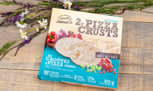 Organic Pizza Crusts- Code#: PM0473